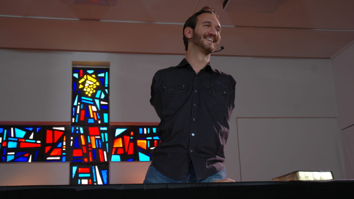 No Limbs; No Limits: Pastor Nick Vujicic