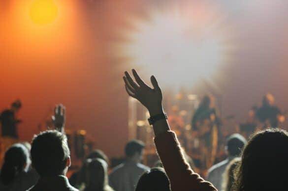 Sherin Thawer Christian music festival